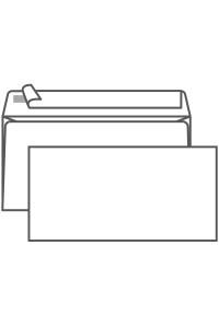 Конверт E65, 110*220 мм, б/подсказа, б/окна, отр. лента Ряж.печ., 4607122770574