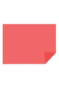 Ватман цветной тонированный красный, 97005