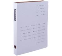 Скоросшиватель из микрогофр., 30мм, белый, до 300л. OfficeSpace, 158545/A-SG03