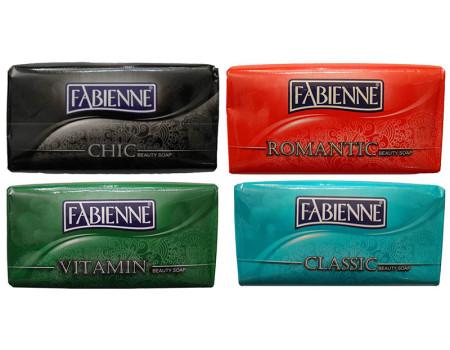 "Мыло туалетное ""Fabienne"" 140гр.(1кор=48шт)"