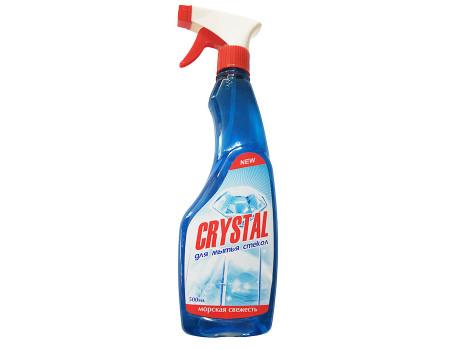 "Средство для мытья стекл 500 гр. ""Кристалл"""