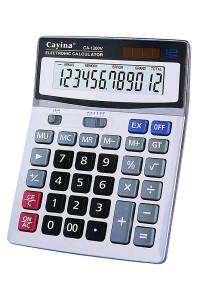 Калькулятор 12 разряд. Cayina CA-1200V
