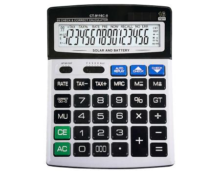 Калькулятор 16 разряд. Cititon СТ- 9116C