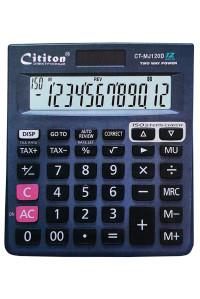Калькулятор 12разр. Cititon СТ-DJ120D