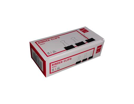 Зажим для бумаг 32 мм.38563 Deli