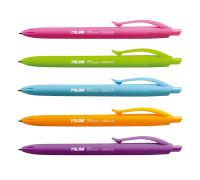 Ручка шариковая автоматическая P1 TOUCH в ассортименте, MILAN, 176555124