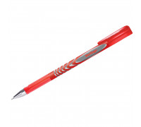 "Ручка гелевая Berlingo ""G-Line"" красная, 0,5мм, CGp_50118"