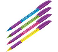 """Ручка шариковая Berlingo """"Triangle 110 Color"""" синяя, 0,7мм, CBp_07115"""