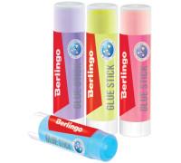 """Клей-карандаш Berlingo """"Aqua"""", 15г, цветной,FPp_15100"""