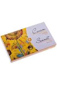 """Художественные масляные краски """"Сонет"""", 8 цветов, 2641098"""