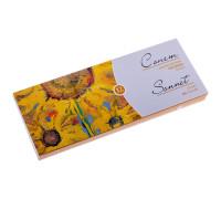 """Художественные масляные краски """"Сонет"""", 12 цветов, 2641099"""