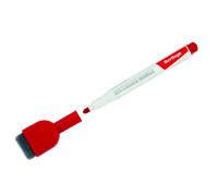 """Маркер для белых досок на магните Berlingo""""Uniline WB220"""", красный, пулевидный, 2мм, PM7212"""