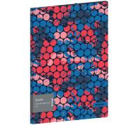 """Папка на резинке Berlingo """"Sparkle"""" А4, 600мкм, с рисунком, FB4_A4021"""