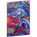 """Папка на резинке Berlingo """"Color Storm"""" А4, 600мкм, с рисунком"""