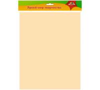 Фоамиран Апплика, 50*70см, персиковый, 0,7мм, С2926-09