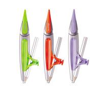"Циркуль Berlingo ""Optimum+"" металлический, с карандашом, 135мм, блистер, CS_00201"
