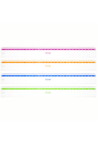 """Линейка 30см Berlingo """"Color"""", прозрачная, PR_30130"""