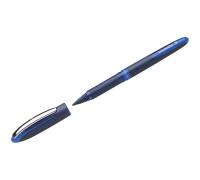 "Ручка-роллер Schneider ""One Business"" синяя, 0,8мм, одноразовая, 183003"