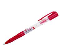 """Ручка гелевая автоматическая Crown """"Auto Jell"""" красная, 0,7мм, AJ-3000N"""