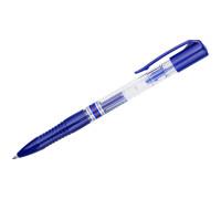 "Ручка гелевая автоматическая Crown ""Auto Jell"" синяя, 0,7мм, AJ-3000N"