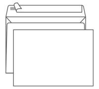 Конверт C4, Ряжская печатная фабрика, 229*324мм, б/подсказа, б/окна, отр. лента, 4607122770758