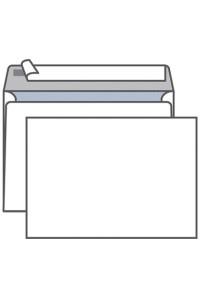 Конверт C5, KurtStrip, 162*229мм, б/подсказа, б/окна, отр. лента, внутр. запечатка, С50.10.100