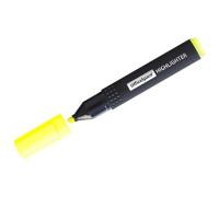 118Текстовыделитель OfficeSpace жёлтый, 1-4мм , HL_9508