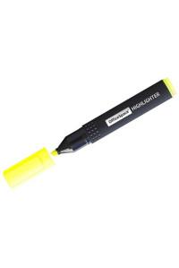 Текстовыделитель OfficeSpace жёлтый, 1-4мм , HL_9508