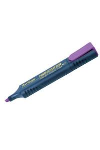 Текстовыделитель Berlingo фиолетовый, 1-5мм, T7014
