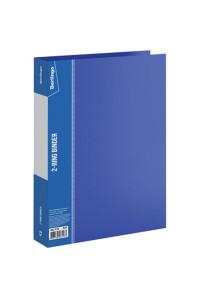 """Папка на 2 кольцах Berlingo """"Standard"""", 40мм, 700мкм, синяя, ABp_24102"""