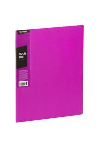 """116Папка с 30 вкладышами Berlingo """"Color Zone"""", 17мм, 600мкм, розовая, AVp_30613"""