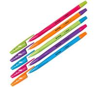 "Ручка шариковая Berlingo ""Tribase Fuze"", синяя, 0,7мм, CBp_70922"