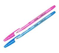 "Ручка шариковая Berlingo ""Tribase Sparkle"", синяя, 0,7мм, CBp_70962"